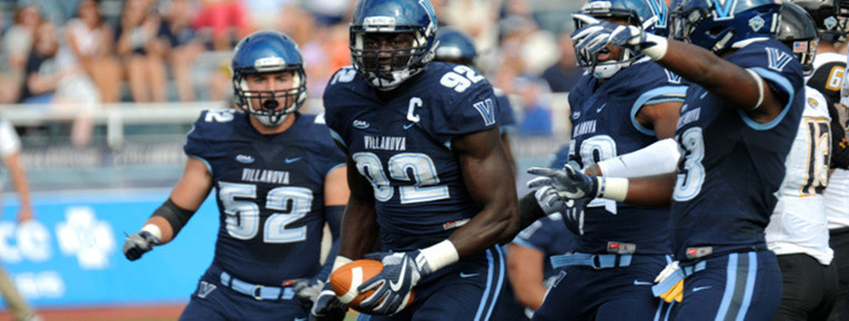 Villanova Wildcats Football Jerseys